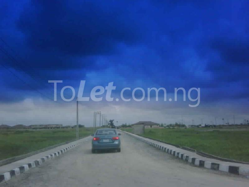Land for sale Sangotedo Lekki Exp Way Lekki Lekki Lagos - 0