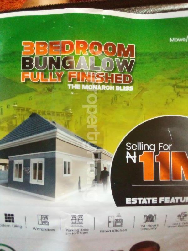 3 bedroom Detached Duplex for sale Agbara Agbara-Igbesa Ogun - 0