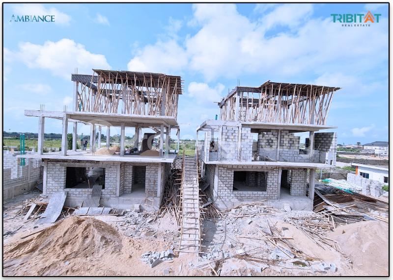 4 bedroom Detached Duplex House for sale Abraham adesanya estate Ajah Lagos - 5