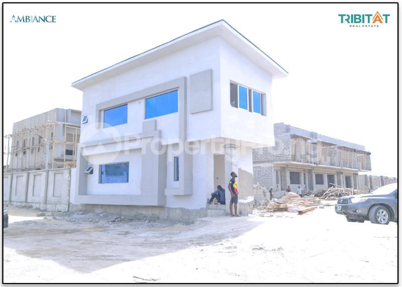 4 bedroom Detached Duplex House for sale Abraham adesanya estate Ajah Lagos - 4