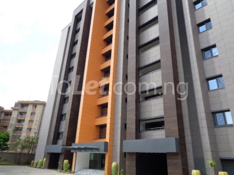 3 bedroom Flat / Apartment for rent Copper Road  Mojisola Onikoyi Estate Ikoyi Lagos - 0