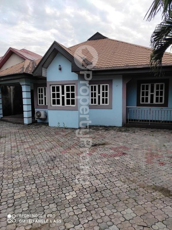 4 bedroom Detached Bungalow for rent Miniorlu Ada George Port Harcourt Rivers - 0