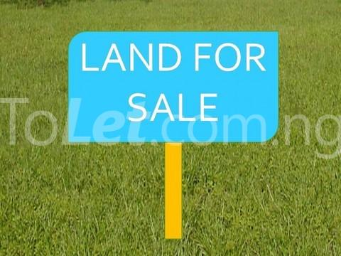 Land for sale igbile/omu ijebu via ketu Ketu Kosofe/Ikosi Lagos - 0