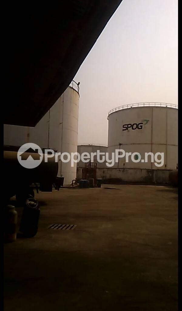 Tank Farm Commercial Property for sale Ibafon Apapa Lagos - 0