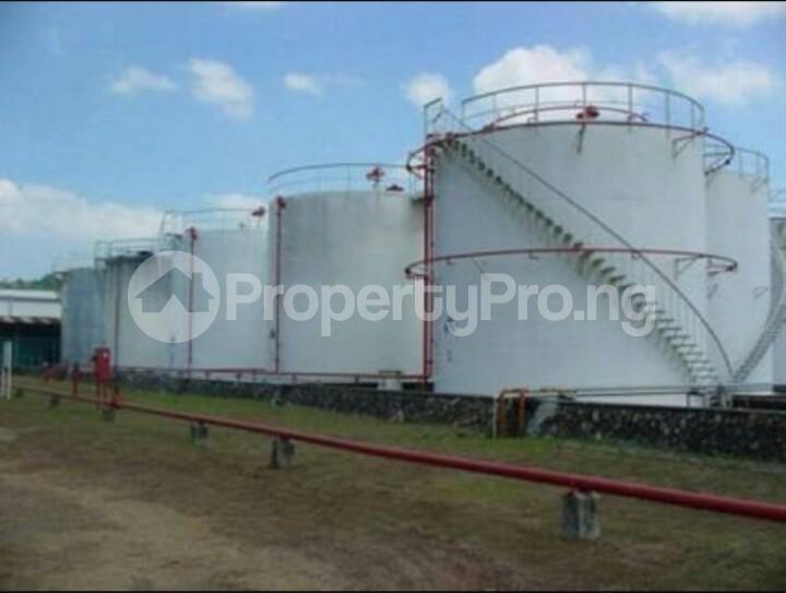 Tank Farm Commercial Property for sale Ibafon Apapa Lagos - 1