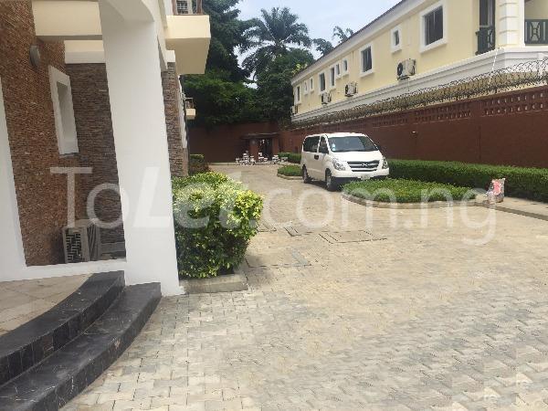 3 bedroom Flat / Apartment for rent queen drive  Mojisola Onikoyi Estate Ikoyi Lagos - 1