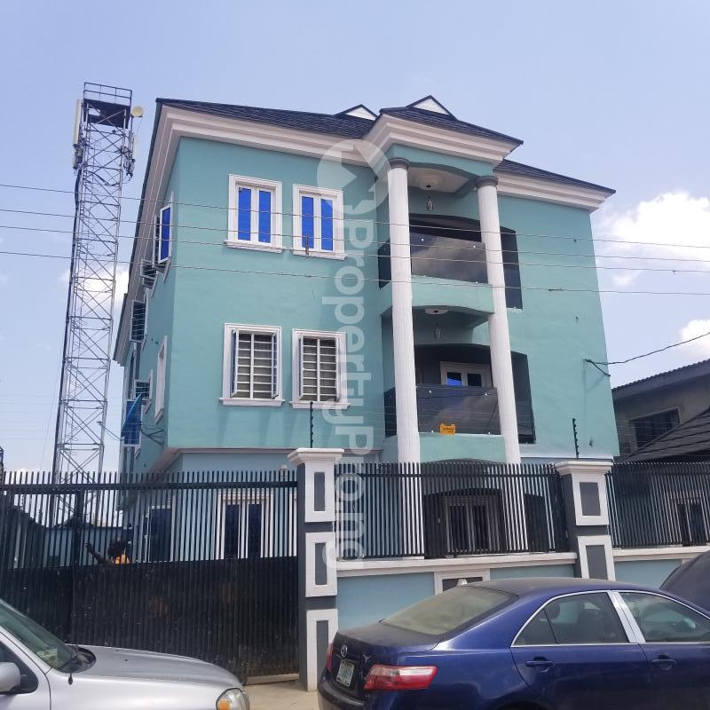2 bedroom Flat / Apartment for rent Oshodi Arowojobe Oshodi Lagos - 0