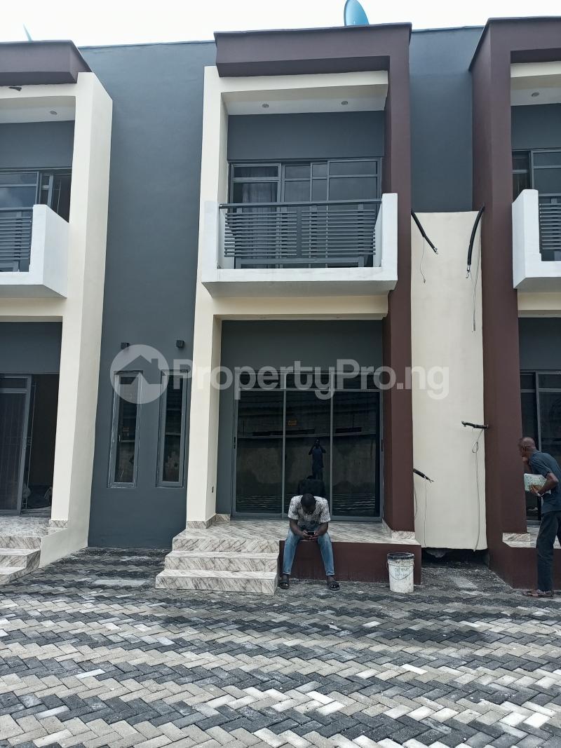 2 bedroom Terraced Duplex for rent Value County Estate Sangotedo Ajah Lagos - 0