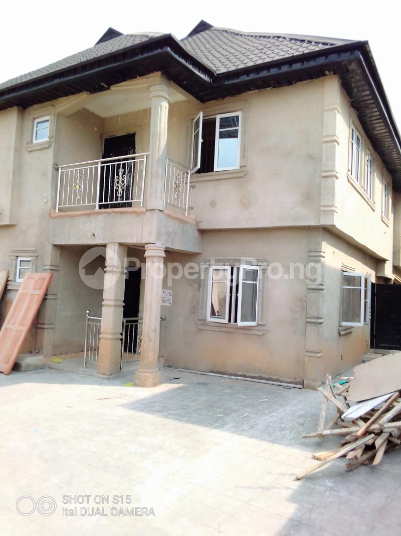 2 bedroom Flat / Apartment for rent Igbooluwo estate Jumofak Ikorodu Lagos - 0