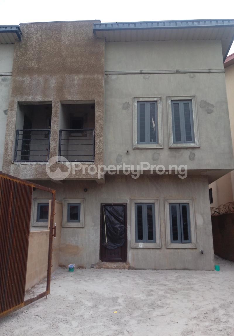 2 bedroom Semi Detached Duplex House for rent Alpha Beach New Road  Igbo-efon Lekki Lagos - 5
