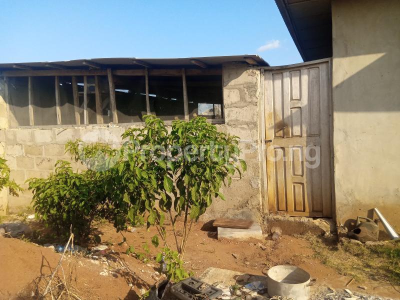 2 bedroom Detached Bungalow House for sale Itolu Community, Opposite Federal Polytechnic Ilaro Beautiful Gate. Yewa South Yewa Ogun - 1