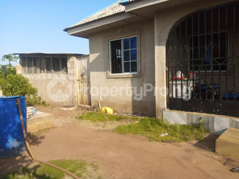2 bedroom Detached Bungalow House for sale Itolu Community, Opposite Federal Polytechnic Ilaro Beautiful Gate. Yewa South Yewa Ogun - 2