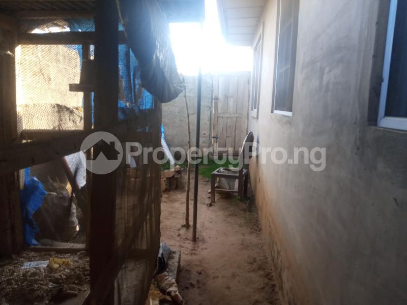 2 bedroom Detached Bungalow House for sale Itolu Community, Opposite Federal Polytechnic Ilaro Beautiful Gate. Yewa South Yewa Ogun - 0