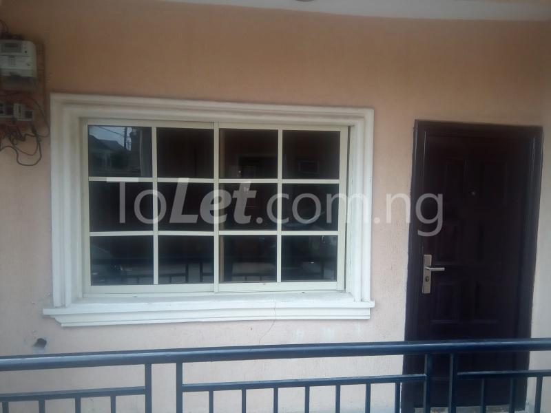 2 bedroom Flat / Apartment for rent Opposite Hopeville Estate Sangotedo Sangotedo Lagos - 1
