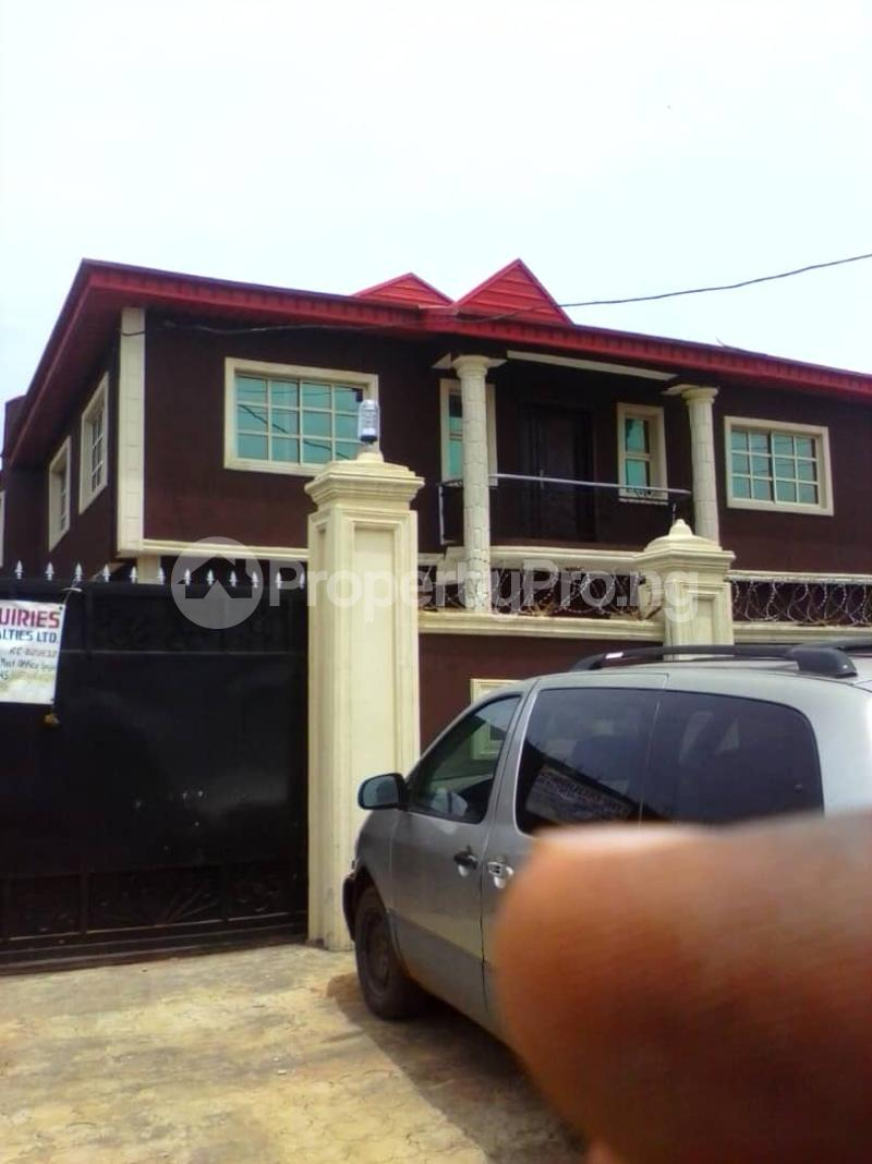 2 bedroom Self Contain Flat / Apartment for rent Ikola Abule Egba Abule Egba Lagos - 7