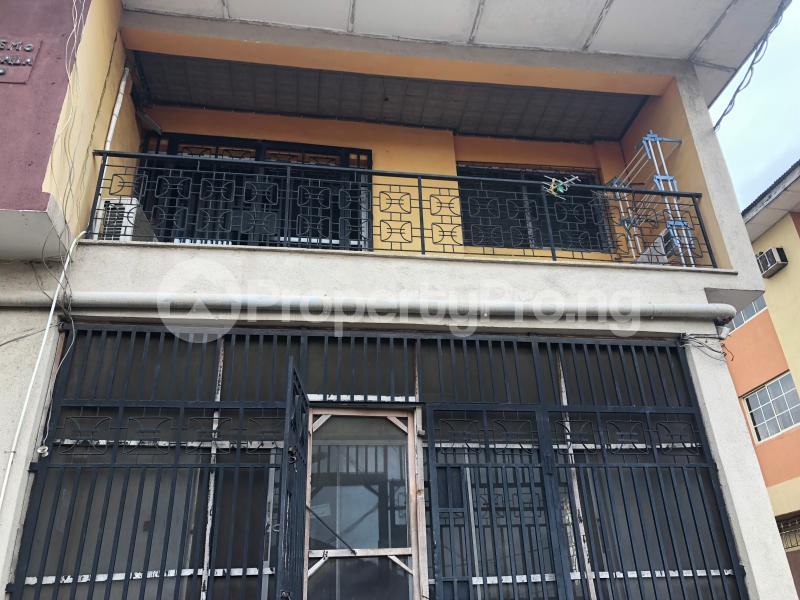 2 bedroom Flat / Apartment for rent off ifako Abule Egba Lagos - 0
