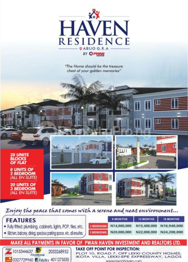 Blocks of Flats House for sale - Lekki Lagos - 0