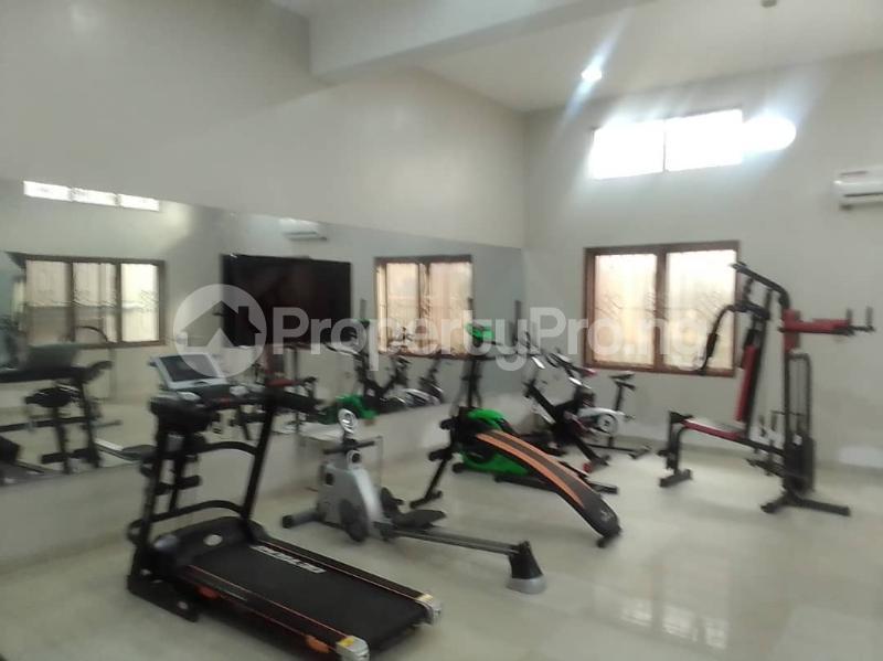 2 bedroom Massionette for rent Maitama Abuja - 12