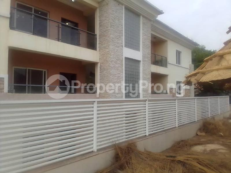 2 bedroom Massionette for rent Maitama Abuja - 18