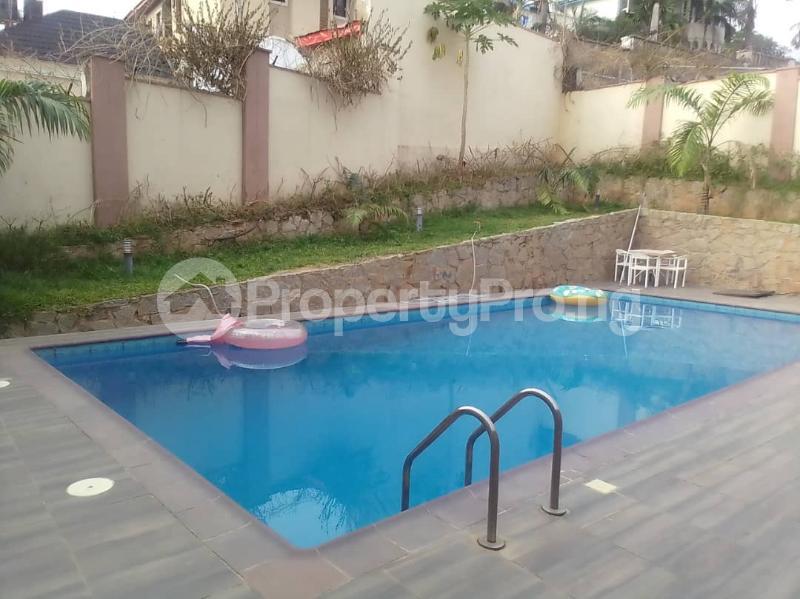 2 bedroom Massionette for rent Maitama Abuja - 10