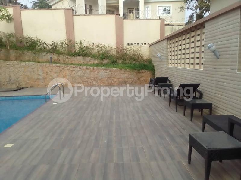 2 bedroom Massionette for rent Maitama Abuja - 13