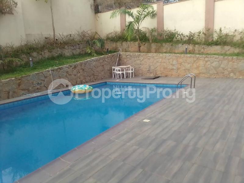 2 bedroom Massionette for rent Maitama Abuja - 24
