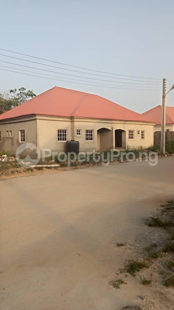 2 bedroom Semi Detached Bungalow for sale Lugbe Airport Road Lugbe Abuja - 2