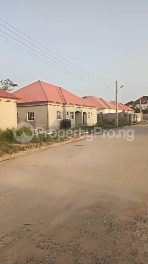 2 bedroom Semi Detached Bungalow for sale Lugbe Airport Road Lugbe Abuja - 1