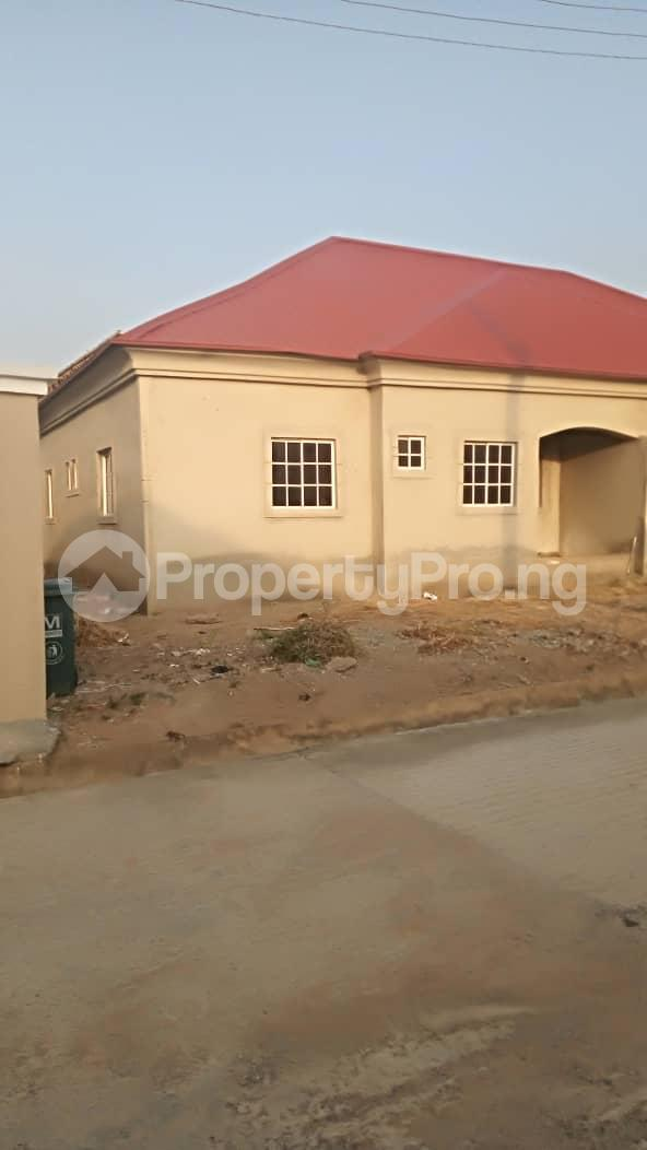 2 bedroom Semi Detached Bungalow for sale Lugbe Airport Road Lugbe Abuja - 0
