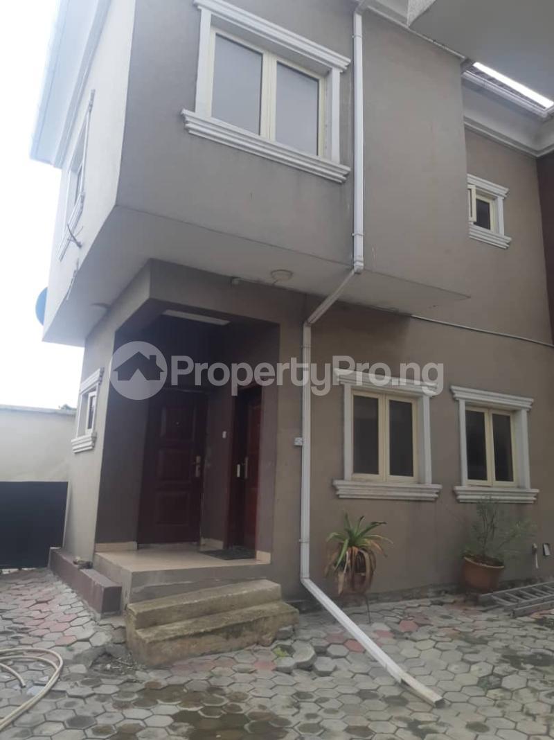 1 bedroom Flat / Apartment for rent Off Owuokori Street ,alaka Estate Alaka Estate Surulere Lagos - 1
