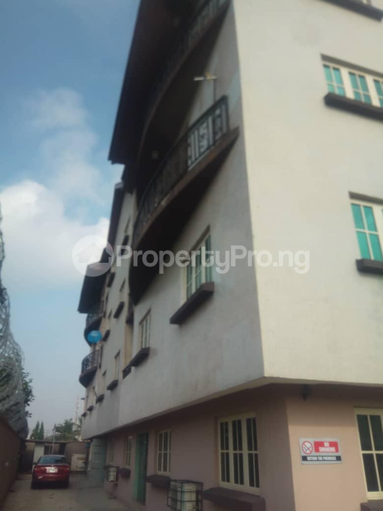 2 bedroom Blocks of Flats House for shortlet Alausa Ikeja Lagos - 14