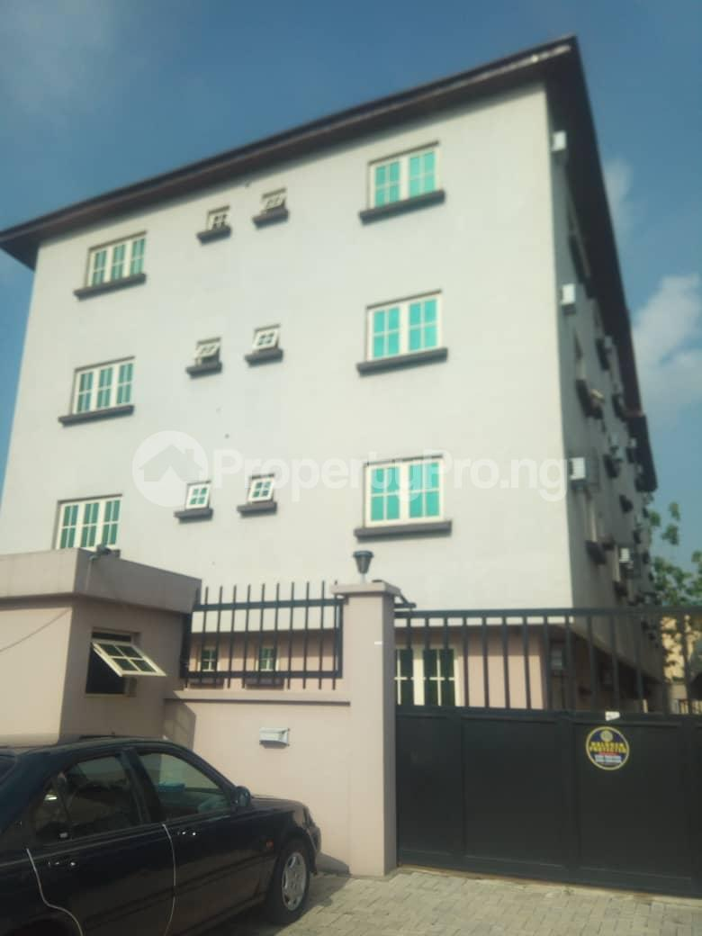 2 bedroom Blocks of Flats House for shortlet Alausa Ikeja Lagos - 12
