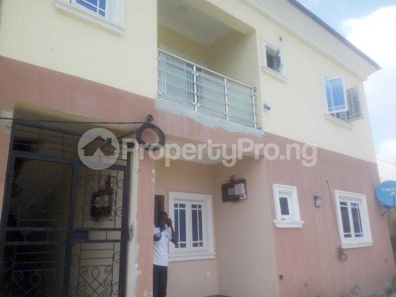 2 bedroom Blocks of Flats House for rent CRD Estate Lugbe Lugbe Abuja - 1
