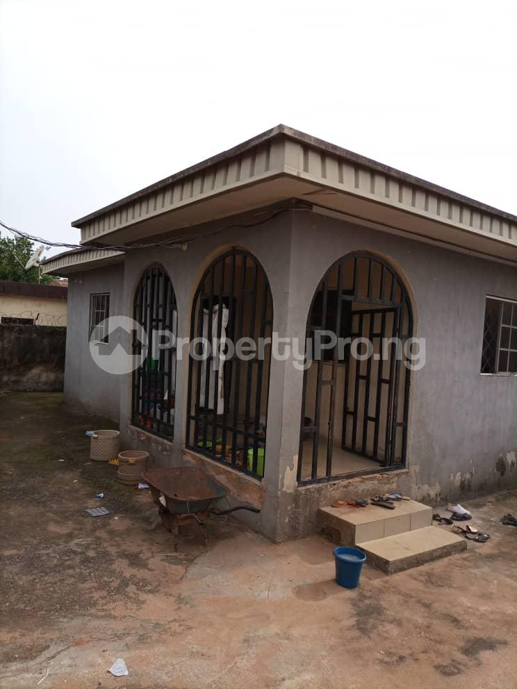 Semi Detached Bungalow for sale Located Off Second Ugbor, Off Trinity Road, Close To Osunde Foundation House. G.r.a Oredo Edo - 0