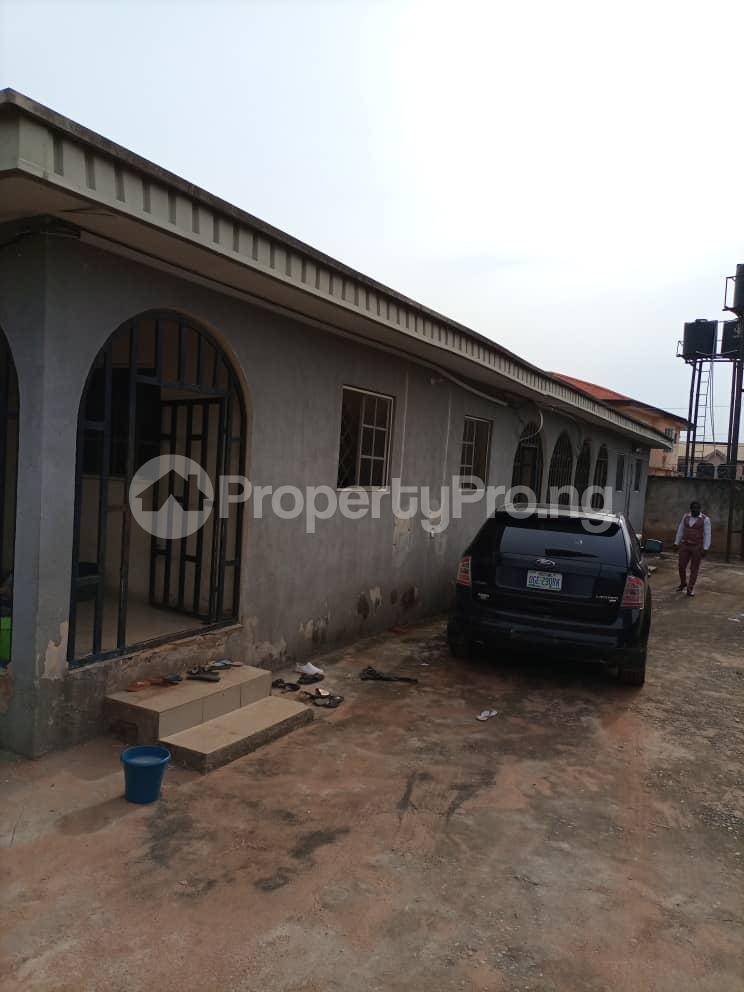 Semi Detached Bungalow for sale Located Off Second Ugbor, Off Trinity Road, Close To Osunde Foundation House. G.r.a Oredo Edo - 2