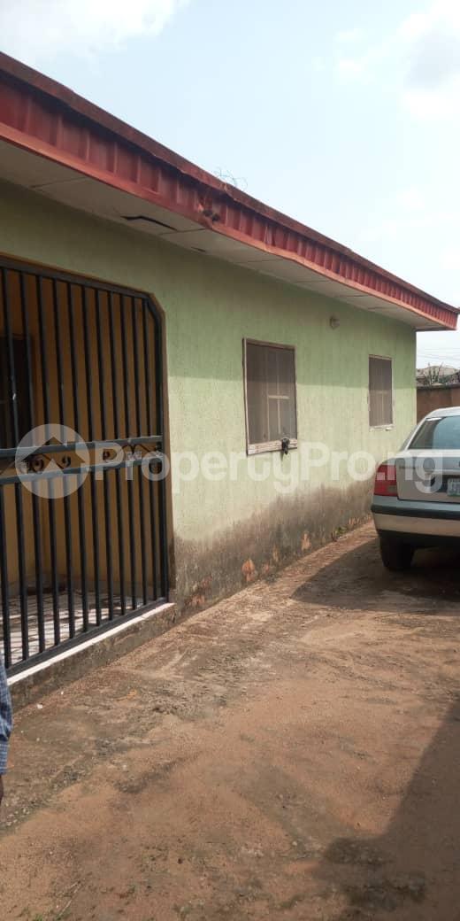 Semi Detached Bungalow House for sale Location upper mission extension Oredo Edo - 0