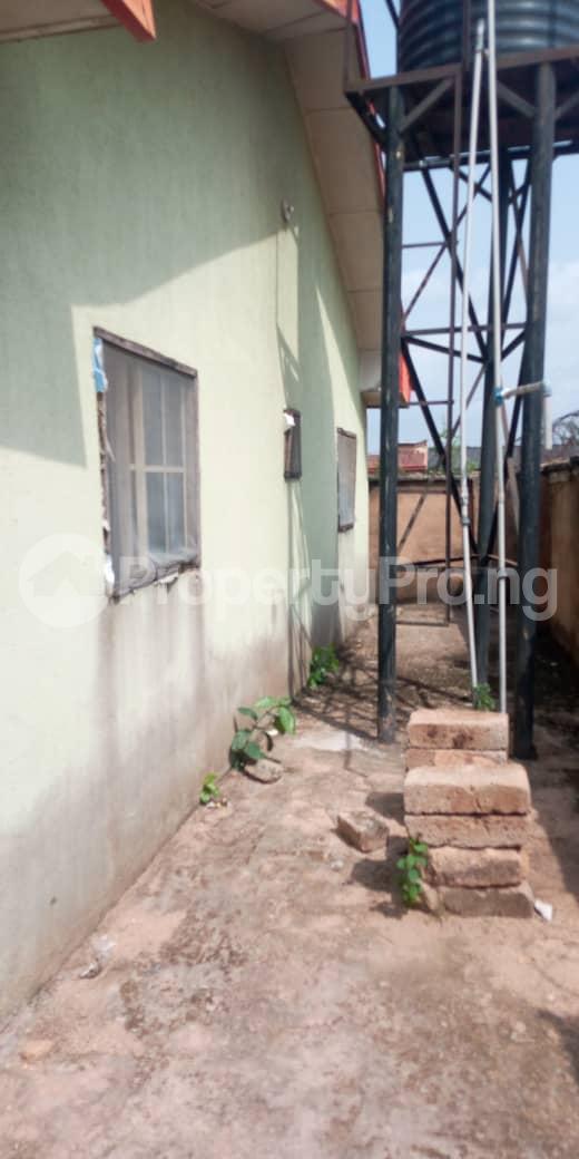 Semi Detached Bungalow House for sale Location upper mission extension Oredo Edo - 6