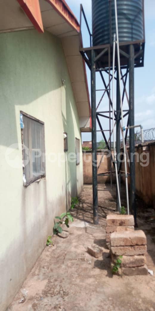 Semi Detached Bungalow House for sale Location upper mission extension Oredo Edo - 2