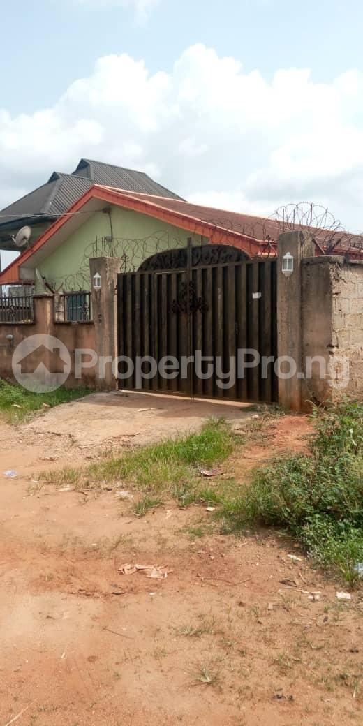 Semi Detached Bungalow House for sale Location upper mission extension Oredo Edo - 7