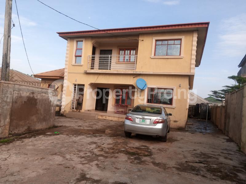 Blocks of Flats for sale Iletuntun Jericho Gra Extension Jericho Ibadan Oyo - 0