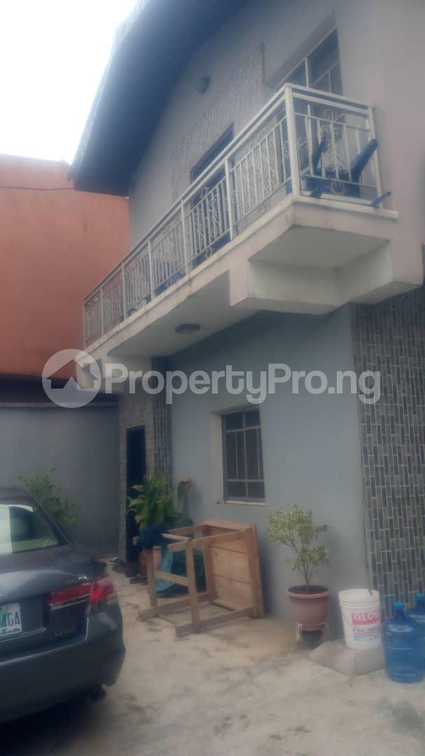 3 bedroom House for sale Close to yabateck Shomolu Shomolu Lagos - 2