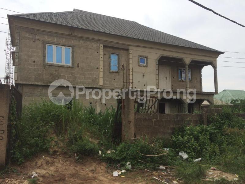 3 bedroom Blocks of Flats for sale Adegbose Estate Oluodo Ebute Ikorodu Lagos - 3