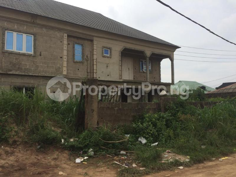 3 bedroom Blocks of Flats for sale Adegbose Estate Oluodo Ebute Ikorodu Lagos - 1