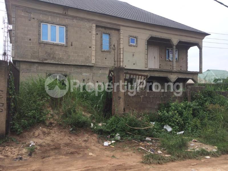 3 bedroom Blocks of Flats for sale Adegbose Estate Oluodo Ebute Ikorodu Lagos - 0