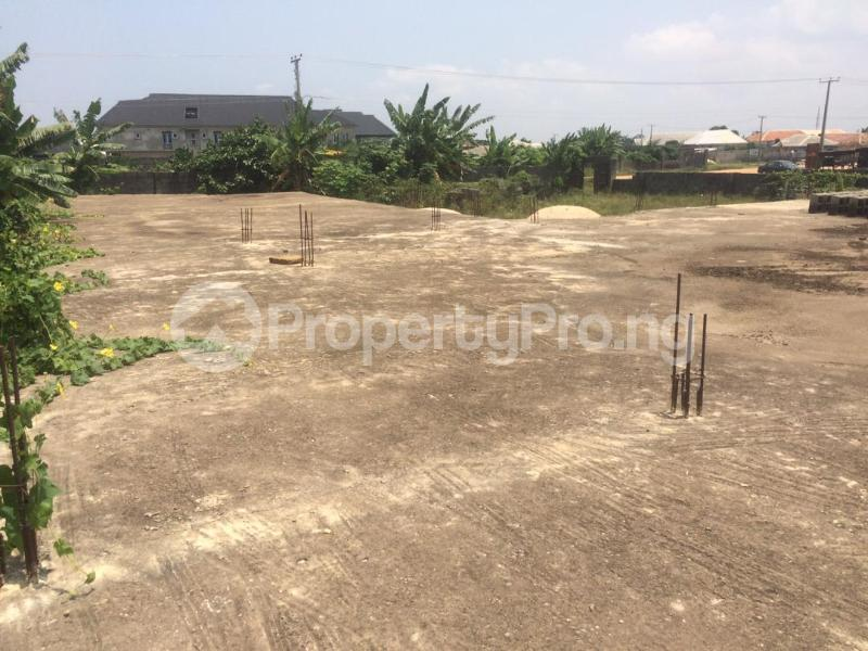 Mixed   Use Land for sale Directly Facing Oretta Road By Mr Biggs Bus Stop Igbogbo Ikorodu Lagos - 6