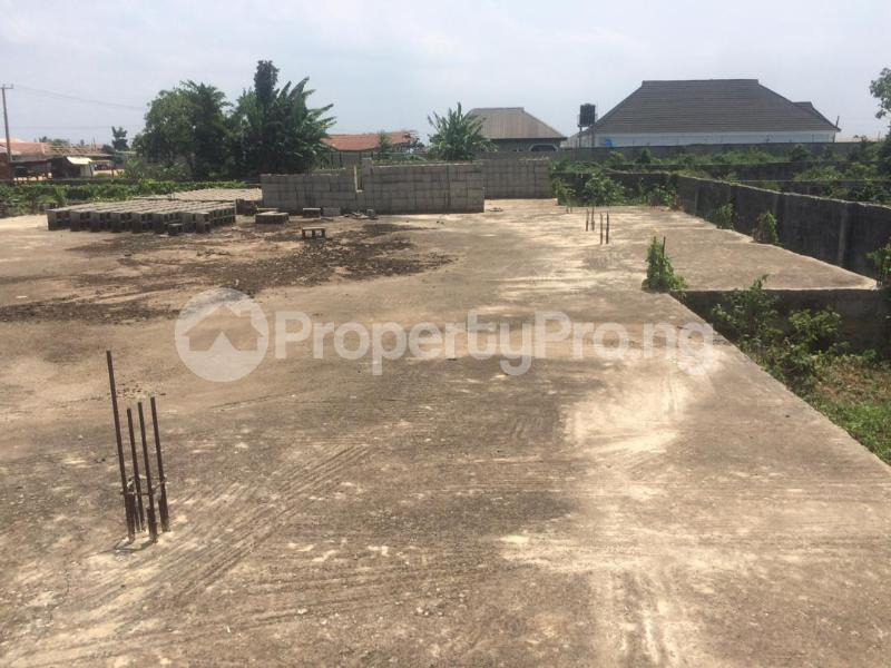 Mixed   Use Land for sale Directly Facing Oretta Road By Mr Biggs Bus Stop Igbogbo Ikorodu Lagos - 4