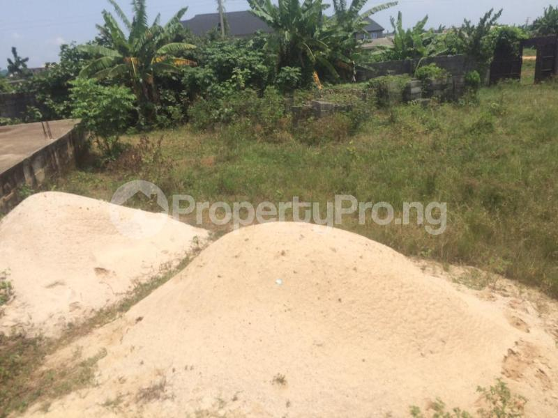 Mixed   Use Land for sale Directly Facing Oretta Road By Mr Biggs Bus Stop Igbogbo Ikorodu Lagos - 8