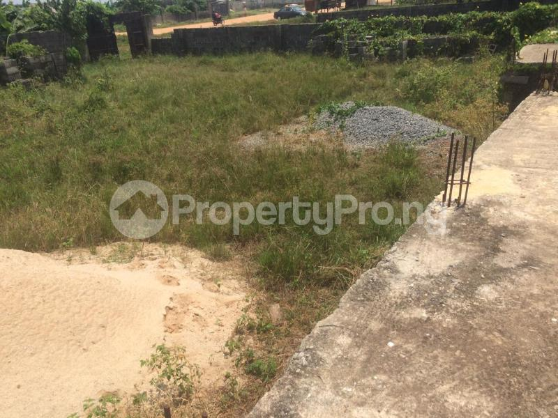Mixed   Use Land for sale Directly Facing Oretta Road By Mr Biggs Bus Stop Igbogbo Ikorodu Lagos - 7