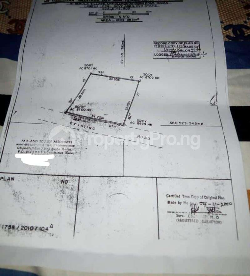 Mixed   Use Land Land for sale Akala Extension Akobo Akobo Ibadan Oyo - 0