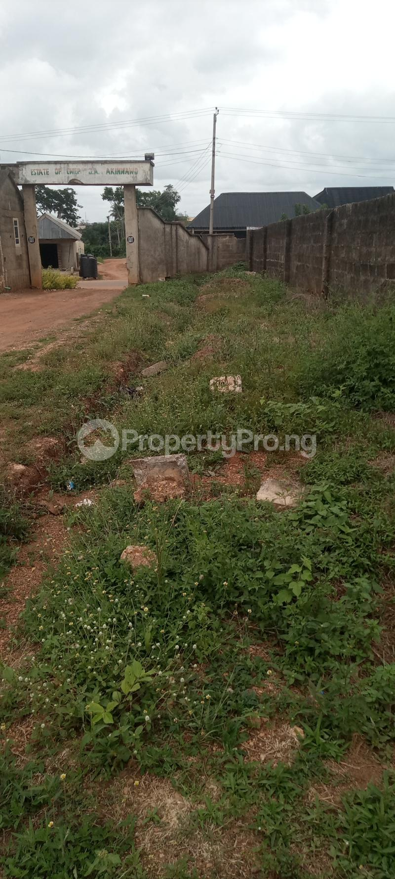 Land for sale Road13, Fagun Estate Ondo Ondo West Ondo - 2